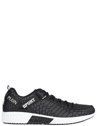 Мужские кроссовки PLEIN SPORT 604-RК_black