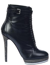 Женские ботинки JOHN RICHMOND 6701_black