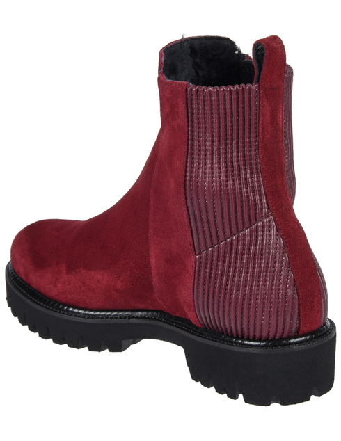 женские бордовые Ботинки Ballin B9W9030-1761306 - фото-2