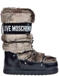 LOVE MOSCHINO сапоги