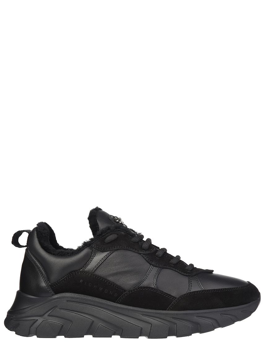 Мужские кроссовки John Richmond AGR-5802_black
