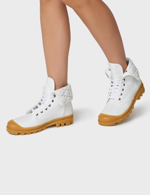 белые Ботинки Baldinini D2BS28NAPI9002