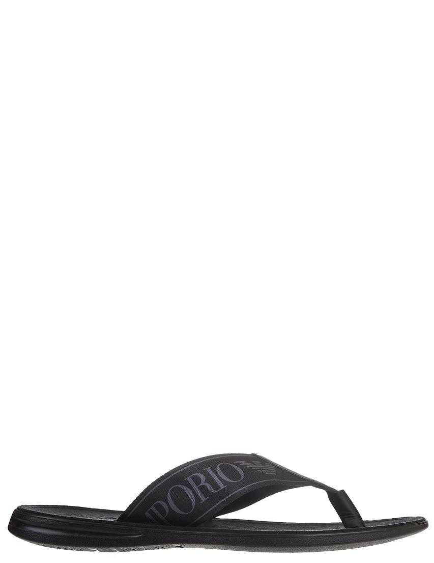 Мужские пантолеты Emporio Armani 002-КR_black