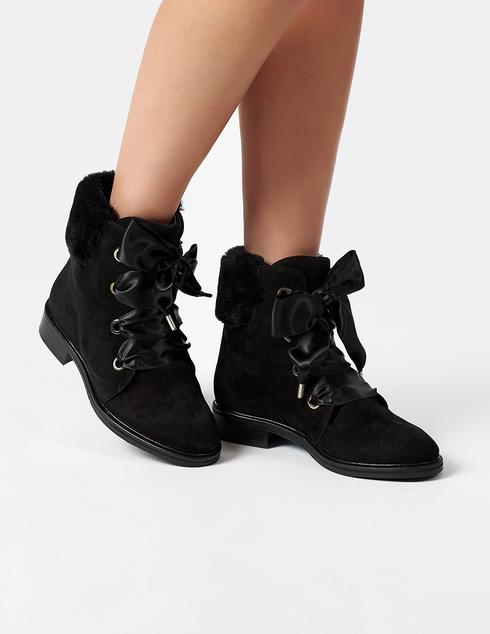 черные Ботинки Loriblu 0ICLO118CC