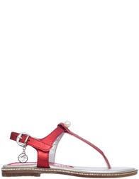 Детские сандалии для девочек Miss Blumarine B5654rosso_red