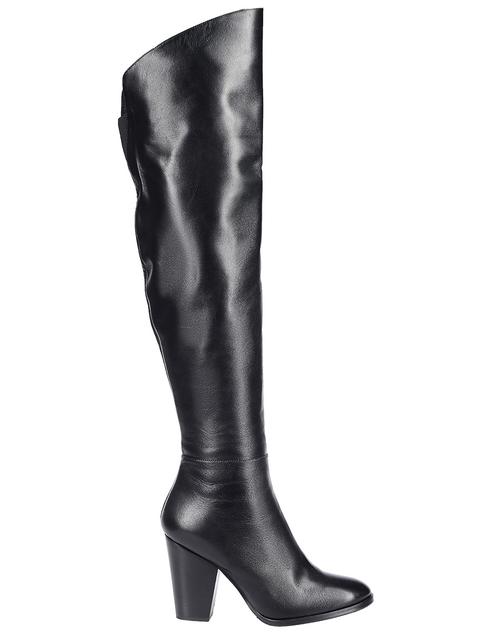 черные Ботфорты Griff Italia 62-871_black размер - 39; 41