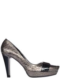Женские туфли PODIUM 8301_gray