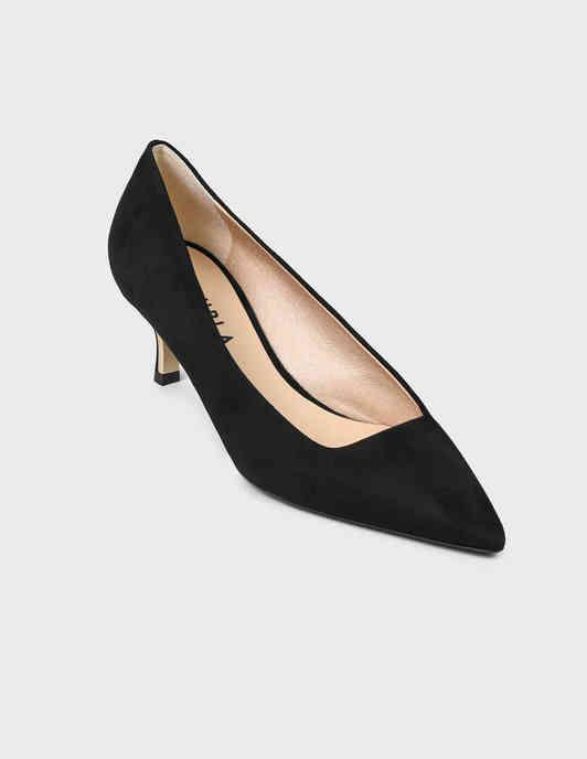 женские черные Туфли Furla YC43FCD-black - фото-2