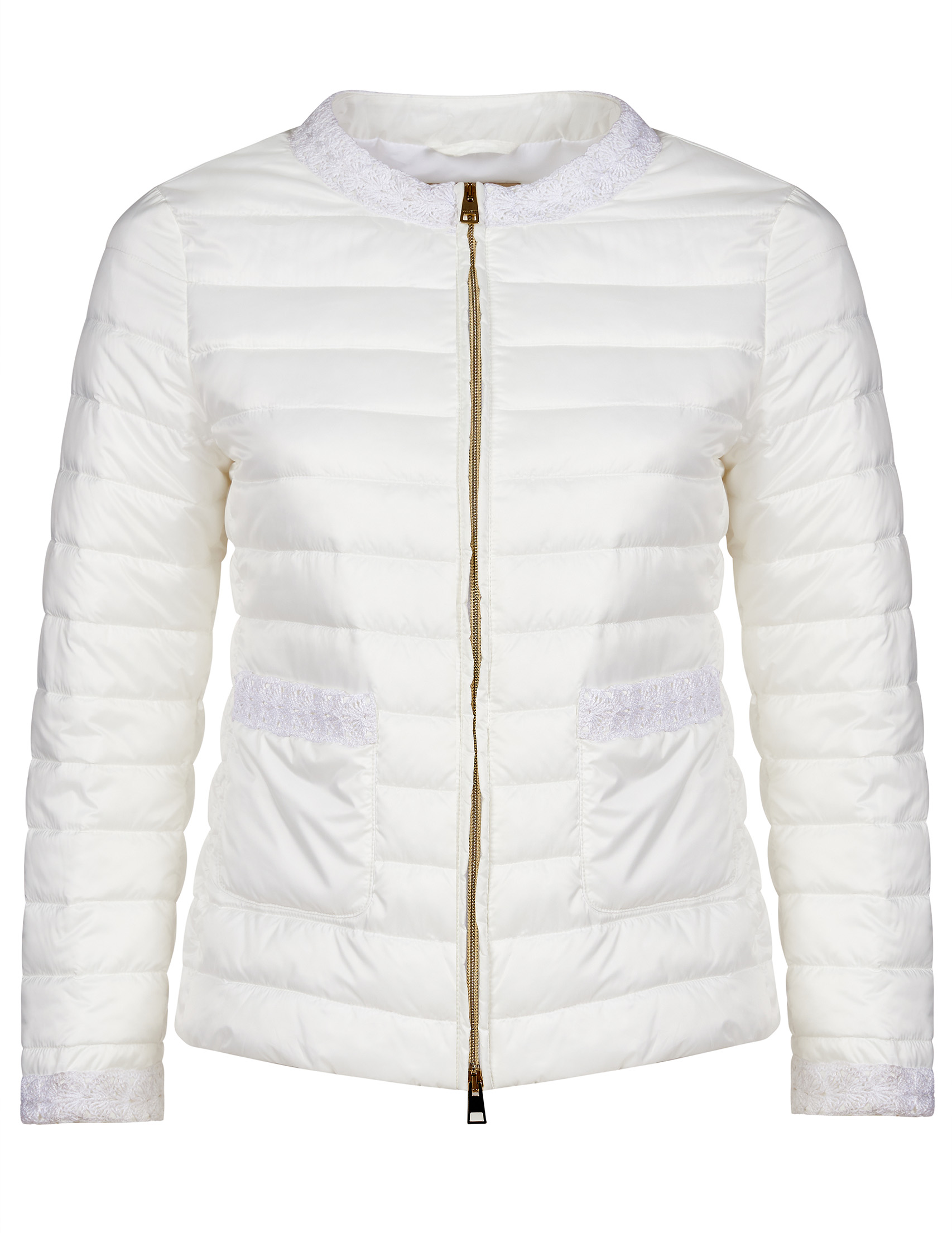 Купить Куртки, Куртка, GALLOTTI, Белый, 100%Полиэстер, Осень-Зима