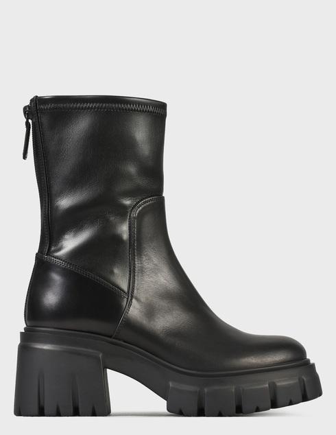 женские черные Ботинки Loriblu 2I6TM02400-NERO - фото-6