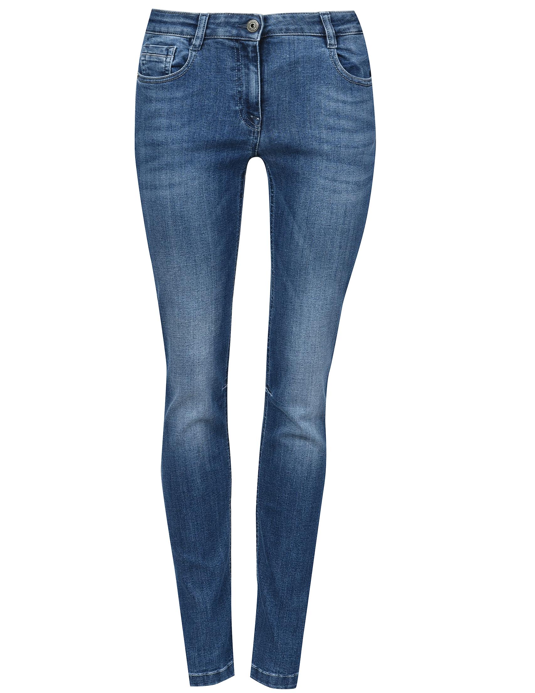 Женские джинсы BIKKEMBERGS 10100-061B_blue