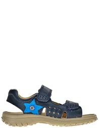 Детские сандалии для мальчиков Naturino 5670-navy_blue