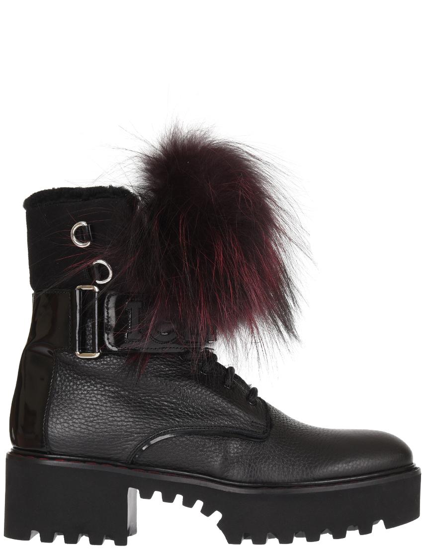 Женские ботинки Iceberg 1435-fox_black