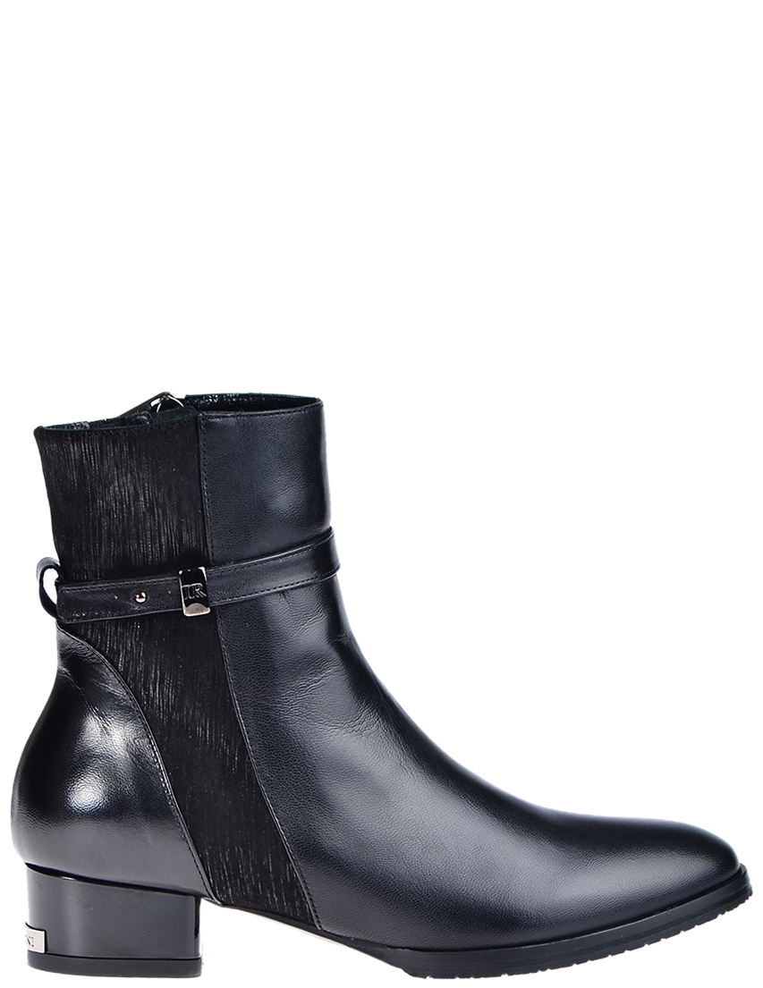 Женские ботинки ILASIO RENZONI 2625_black
