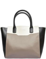 Женская сумка FERRE COLLEZIONI F1020-fango-mix_gray