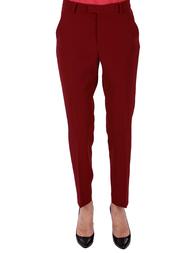 Женские брюки RED VALENTINO 2EU_vinous