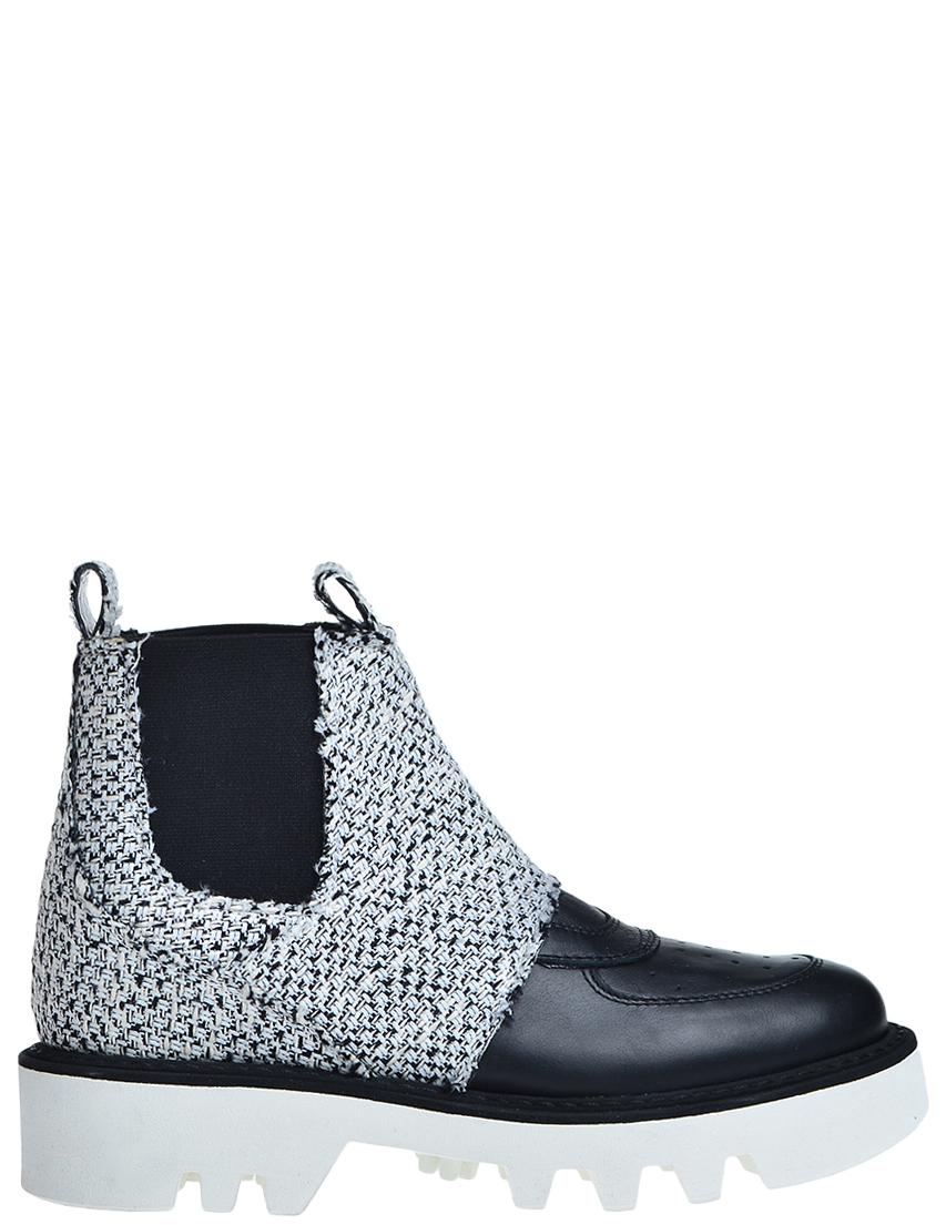 Женские ботинки GREY MER 107-black