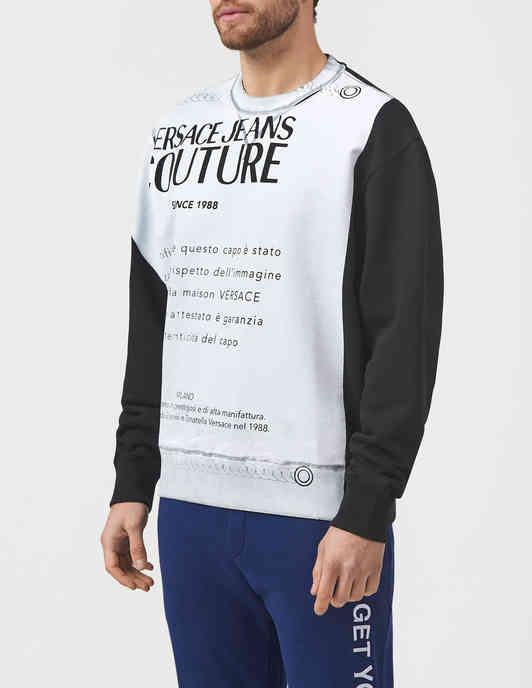 Versace Jeans Couture B7GVA7F5-13956-black фото-2