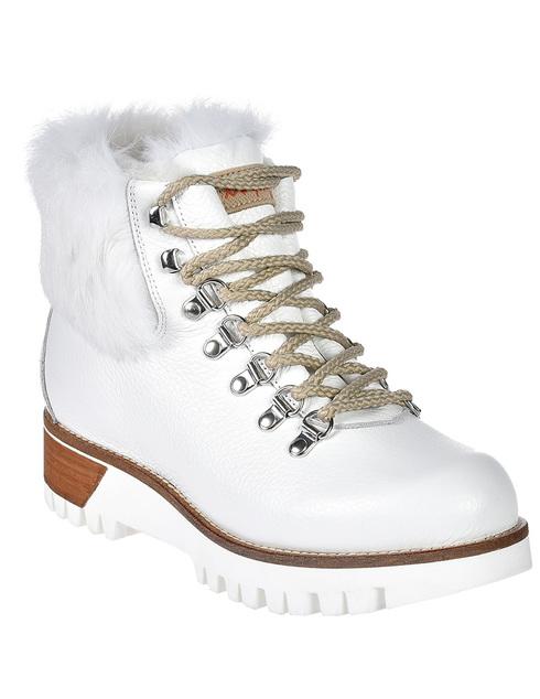 белые Ботинки Montelliana MNTL4_997-WHITE
