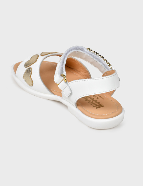 Moschino 26139-bianco-oro-white фото-2