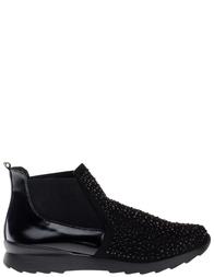 Женские ботинки FRANCESCO MILANO М200Т_black