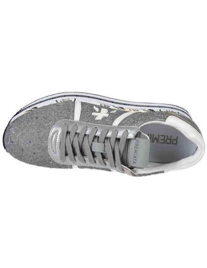 серебряные Кроссовки Premiata BETH_4114 размер - 38; 39