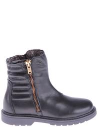 Детские ботинки для девочек NATURINO 4010-nero