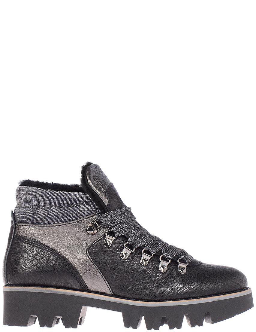 Женские ботинки Tines AGR-5363_black