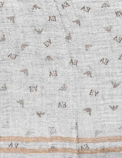 Emporio Armani 632211-brown-logo