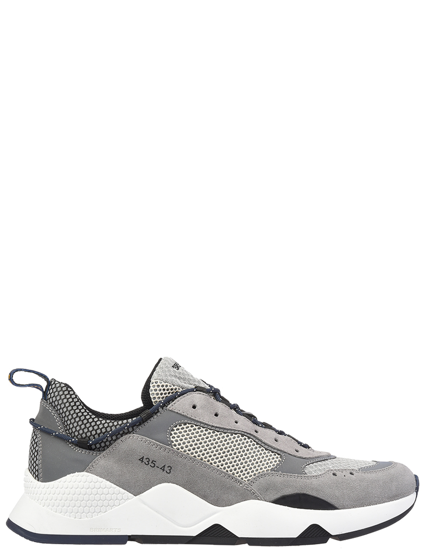 Мужские кроссовки Brimarts 315288-HR05_gray