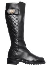 Женские сапоги Blumarine AGR-3249_black