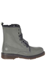 Детские ботинки для девочек TWIN-SET HA58BF_gray