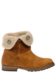 Женские ботинки ARMANI JEANS 5531_brown