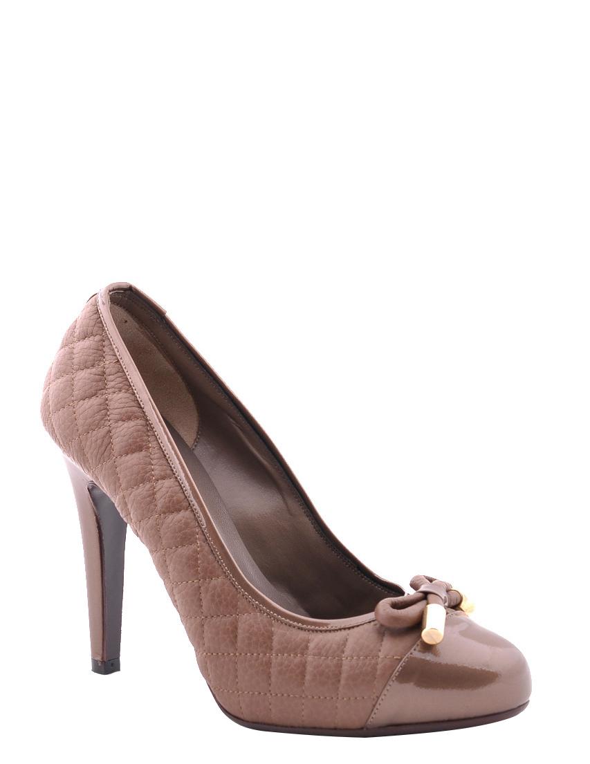 Купить Туфли, ALBANO, Коричневый, Осень-Зима