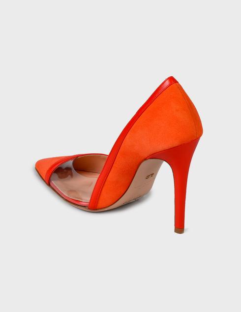 женские коралловые Туфли Elisabetta Franchi AGR-nSA-C1S-73E2-V302 - фото-2