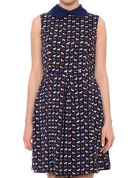 Женское платье ANONYME A16FD171-blu