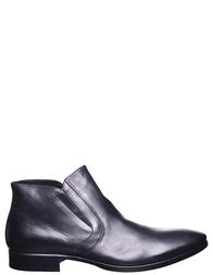 Мужские ботинки GIANFRANCO BUTTERI 17026-black