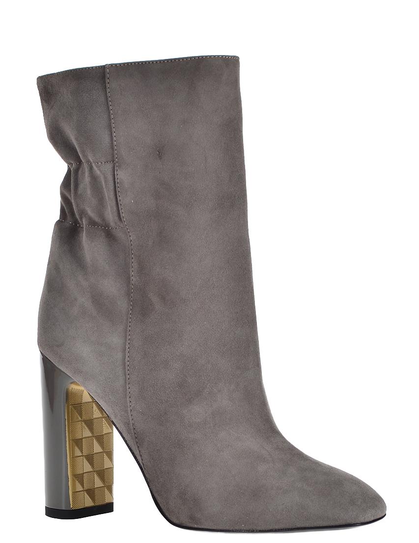 Купить Туфли, Ботинки, GIORGIO FABIANI, Серый, Осень-Зима