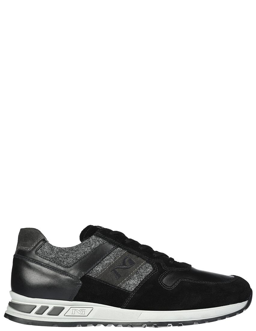 Мужские кроссовки Nero Giardini 800470_black