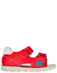 Детские сандалии для девочек Falcotto 1502-rosso_red