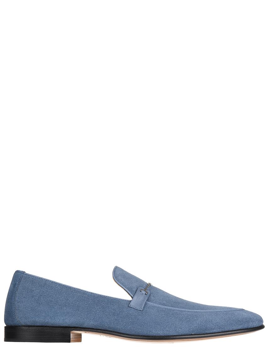 Мужские лоферы Moreschi AGR-776_blue