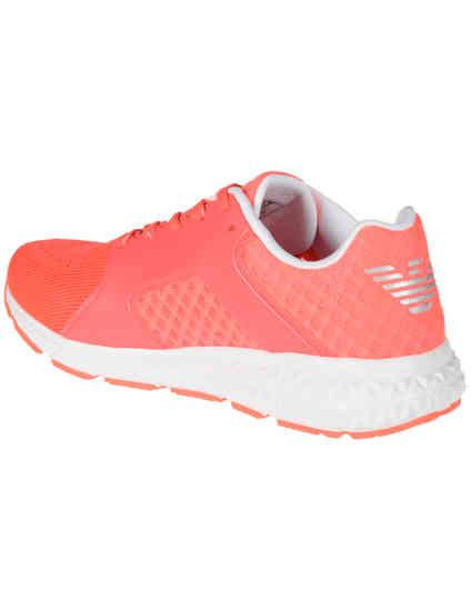 розовые женские Кроссовки Ea7 Emporio Armani X8X011XK044-00155 2595 грн
