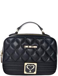 Женская сумка Love Moschino 4209_black