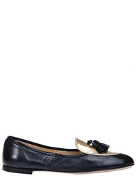 Женские лоферы Redwood 10787_black