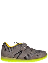 Детские кроссовки для мальчиков Naturino sport-500-piombo_gray
