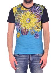 Мужская футболка VERSACE JEANS 36069899_multi