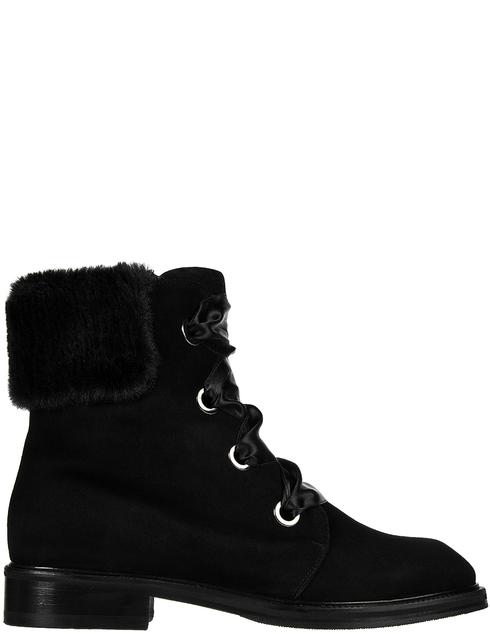 женские черные Ботинки Loriblu 0ICLO118CC - фото-6