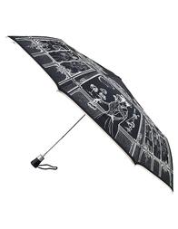 Женский зонт GUE DE JEAN FerGj3496StreetBlack
