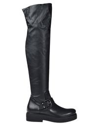 Ботфорты NORA BLACK 2757_black