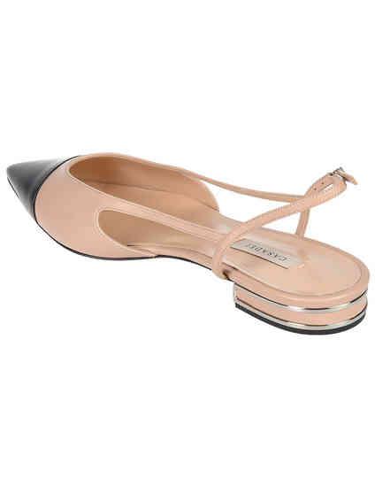 бежевые женские Босоножки Casadei 524-beige 16675 грн